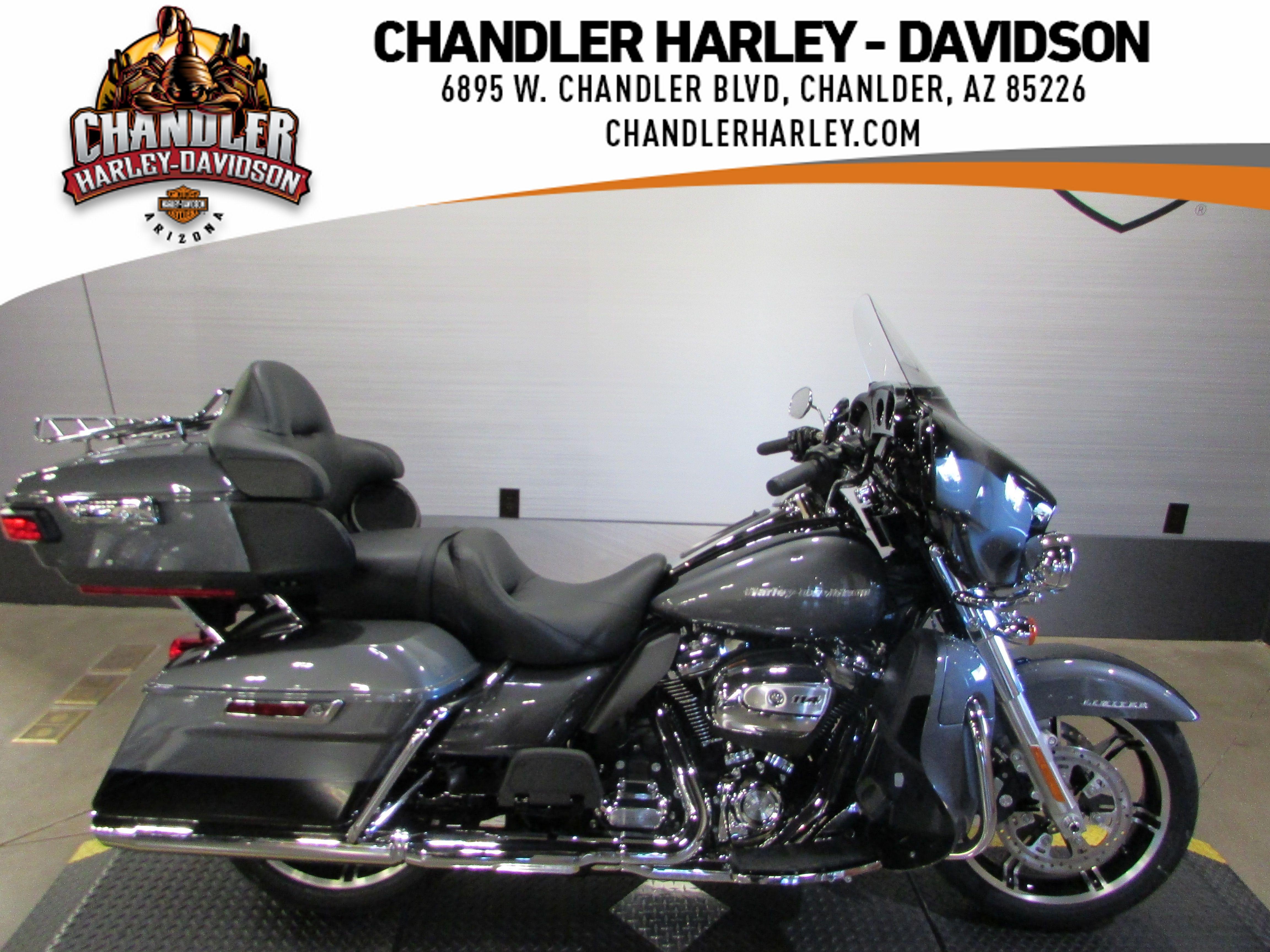 2021 Harley-Davidson ULTRA LIMITED CHROME FLHTK