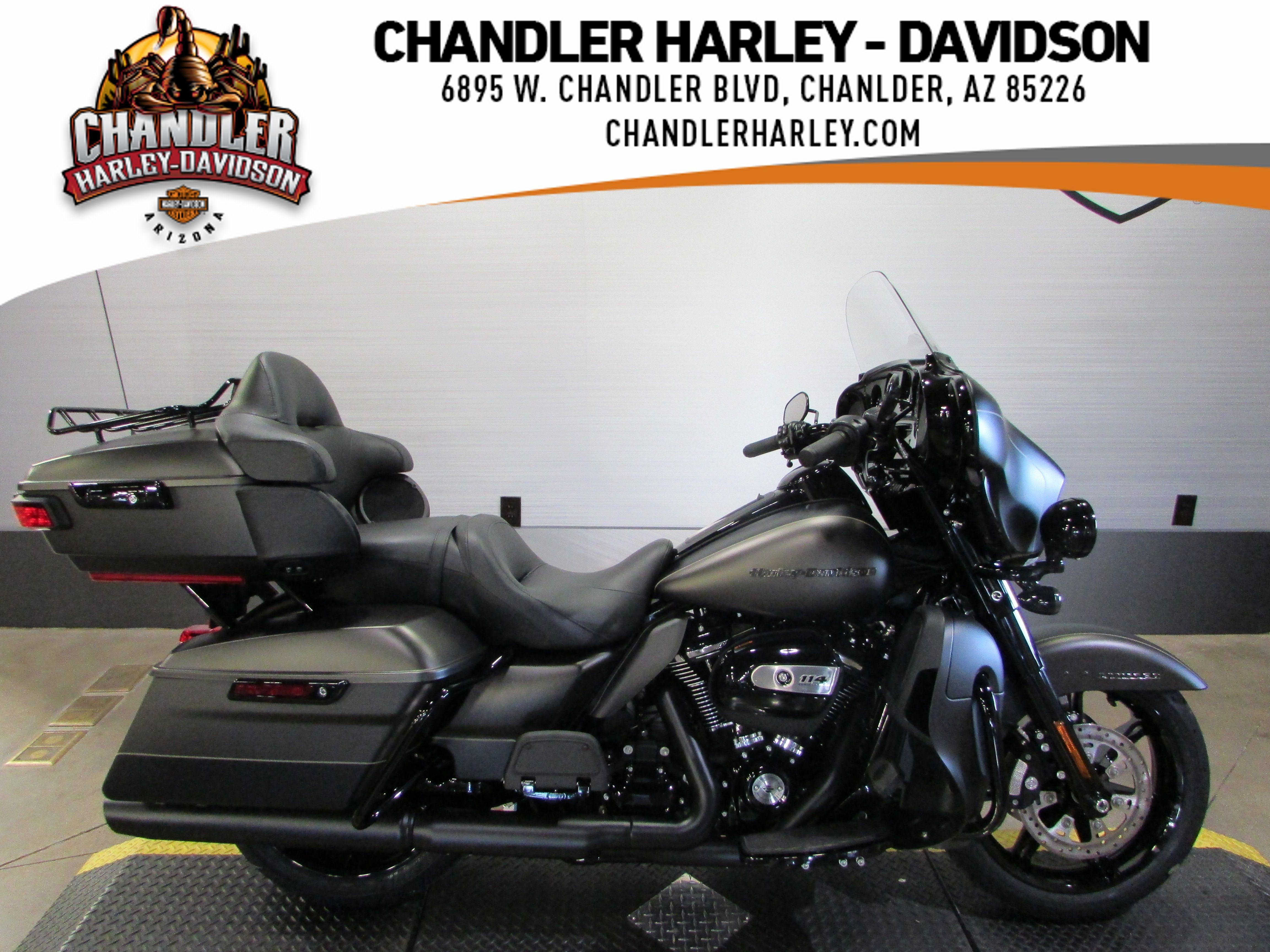 2021 Harley-Davidson ULTRA LIMITED BLACK