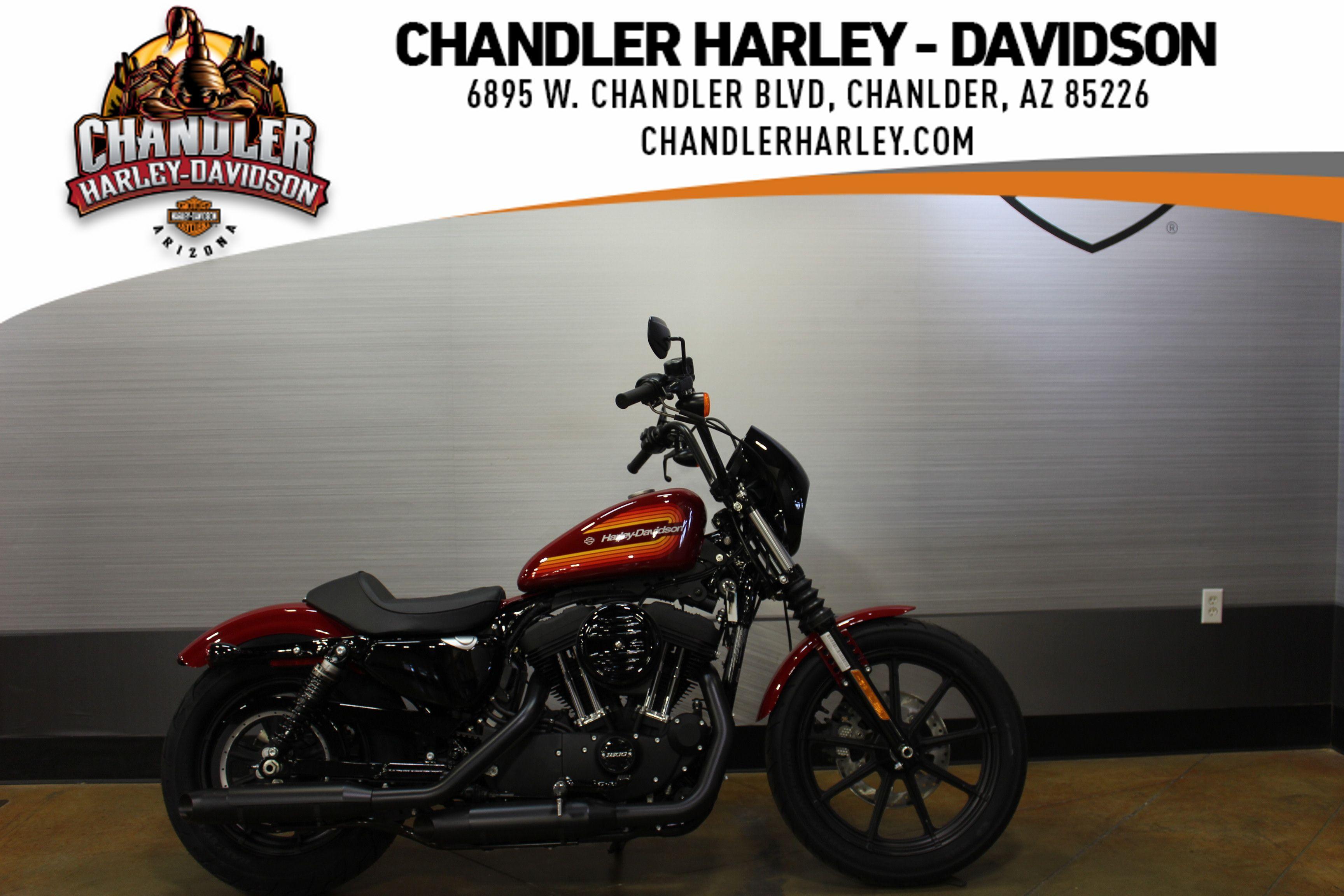 2021 Harley-Davidson XL1200NS