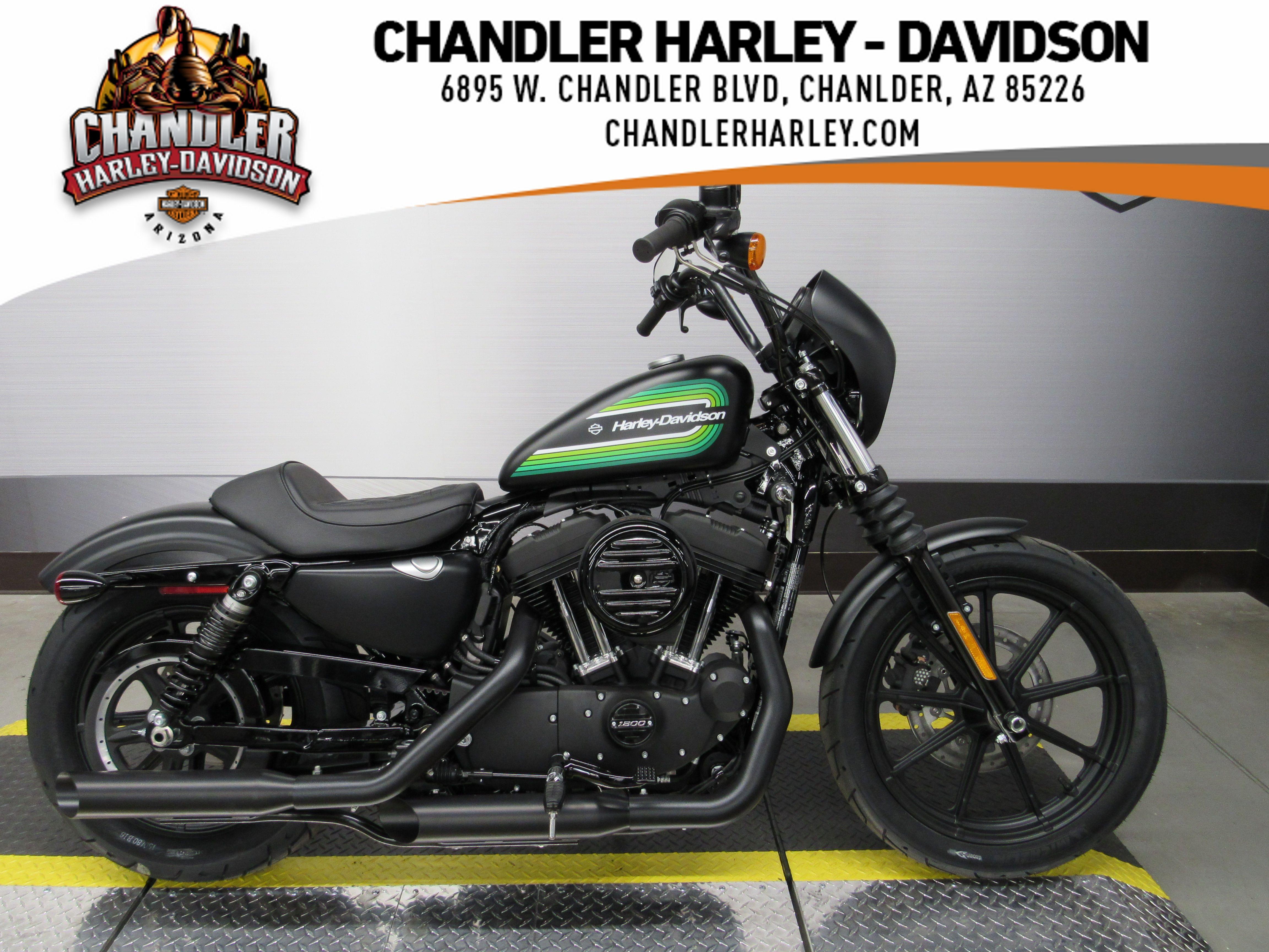 2021 Harley-Davidson Iron 1200 (XL1200NS)