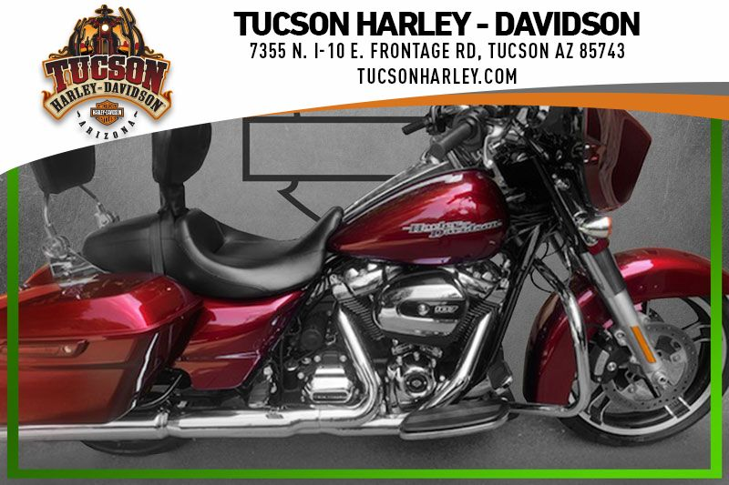 Pre-Owned 2017 Harley-Davidson Touring Street Glide Special FLHXS