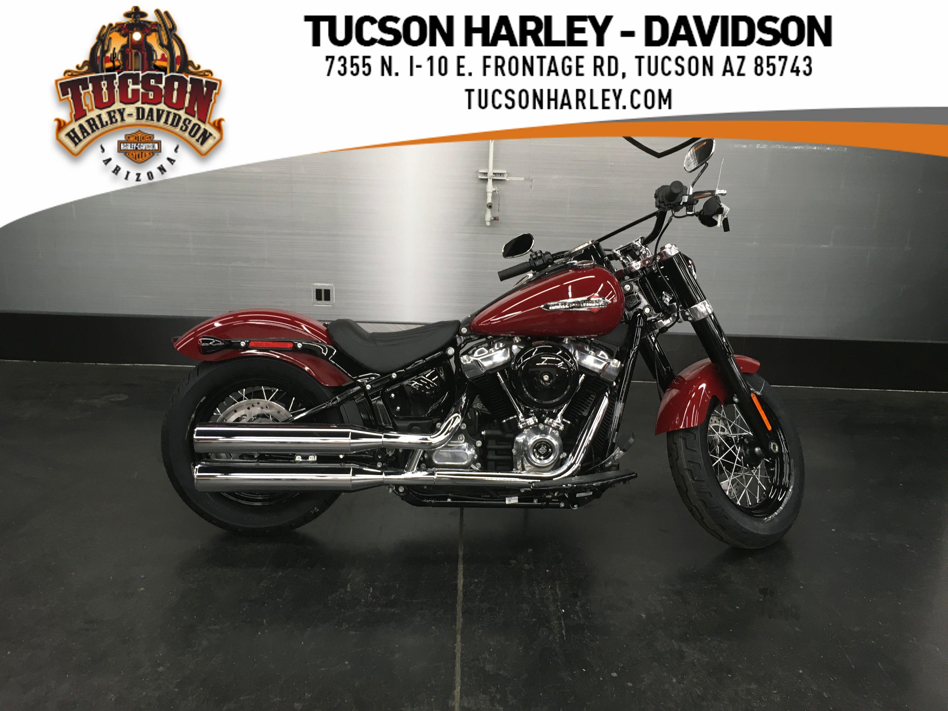 2021 Harley-Davidson Softail Slim