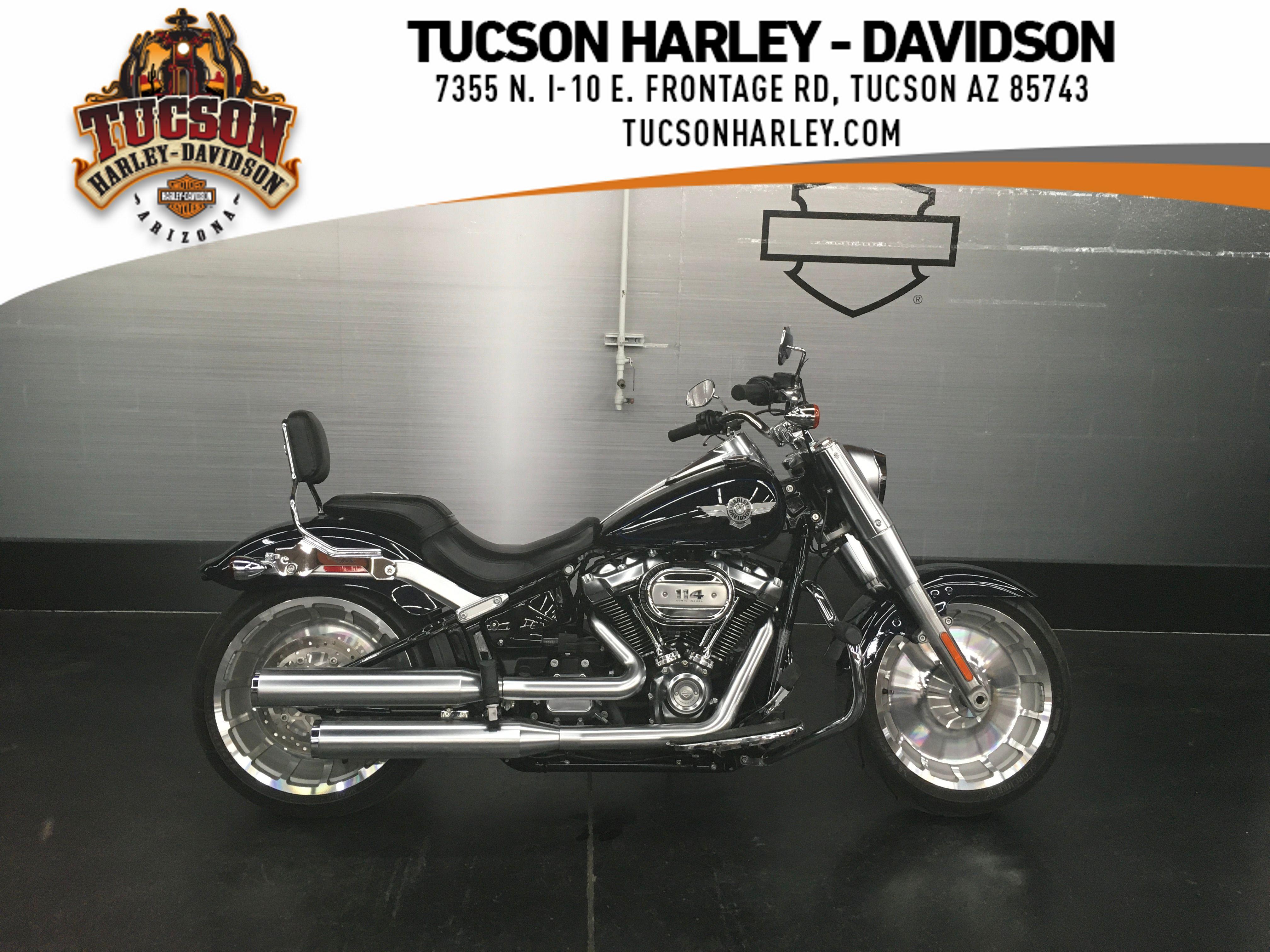2019 Harley-Davidson Fat Boy 114