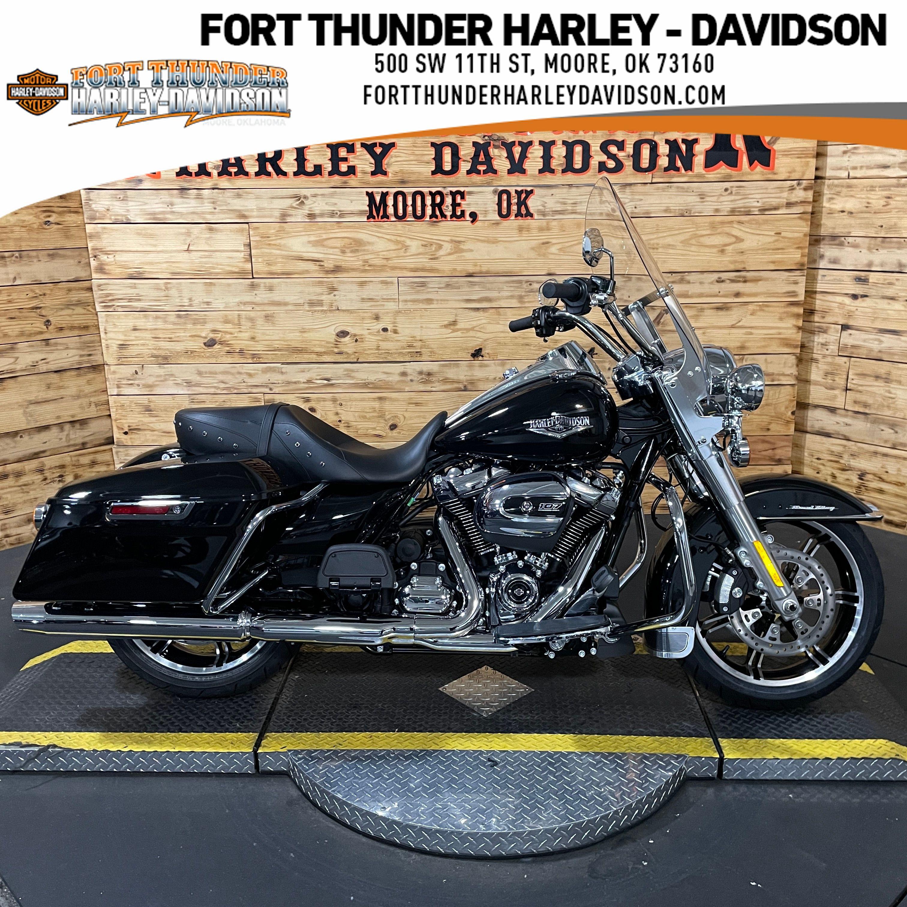 2021 Harley-Davidson Road King