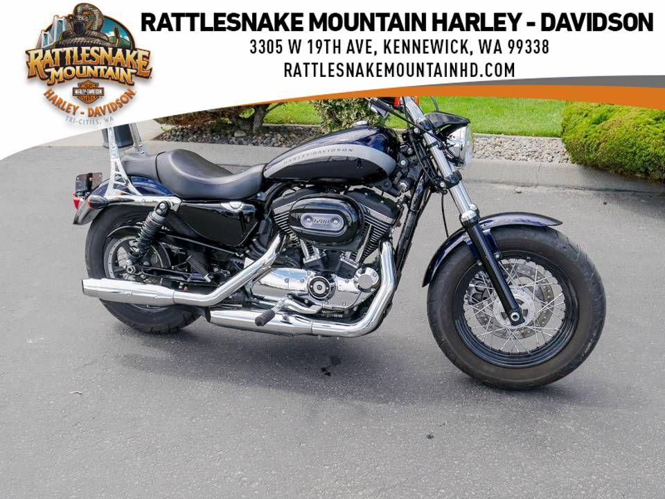 2019 Harley-Davidson 1200 Custom