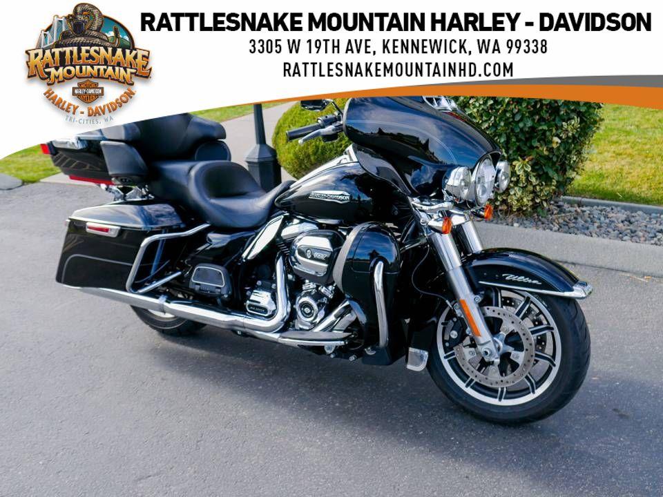 2018 Harley-Davidson Electra Glide Ultra Classic