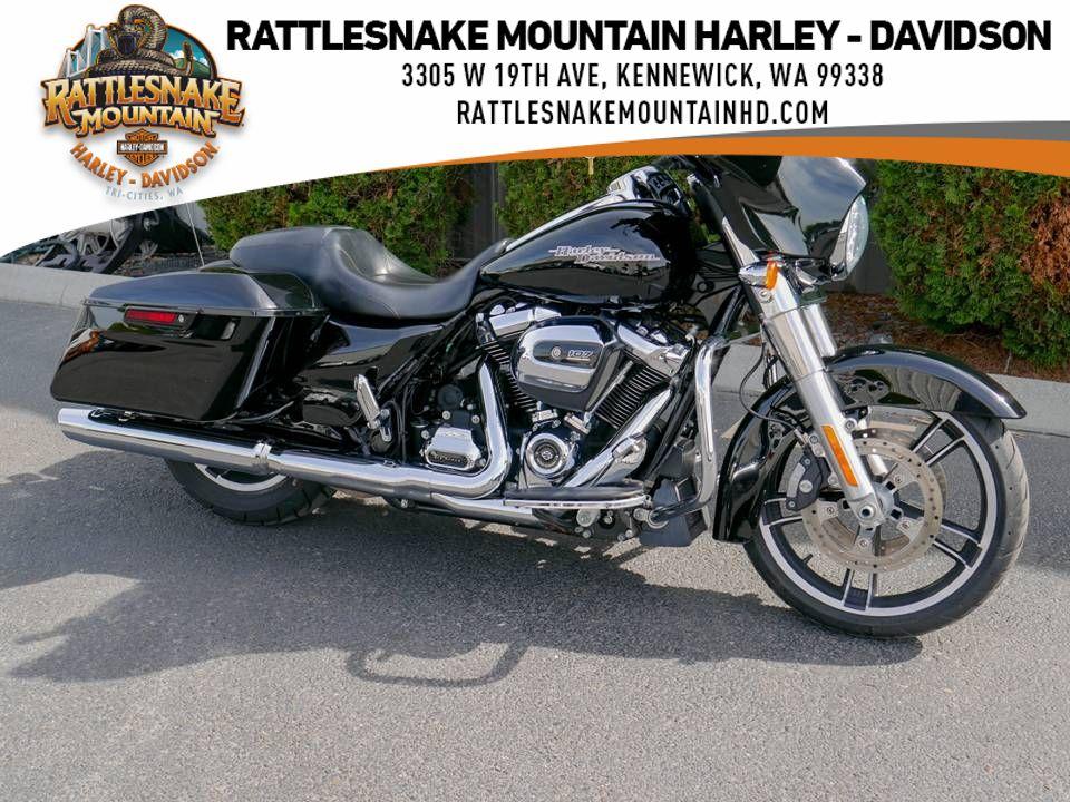 2018 Harley-Davidson Street Glide