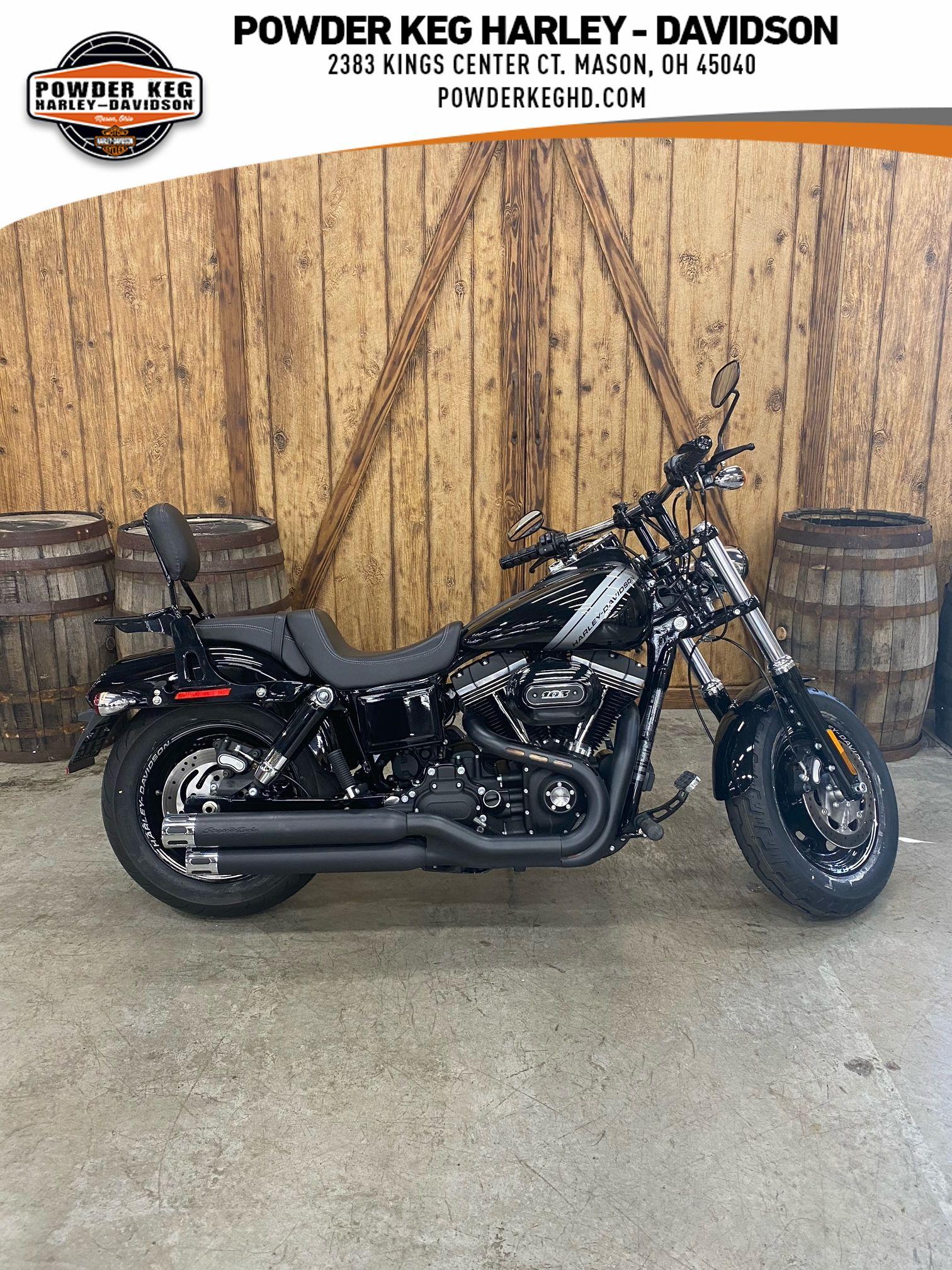 2017 Harley-Davidson Fat Bob