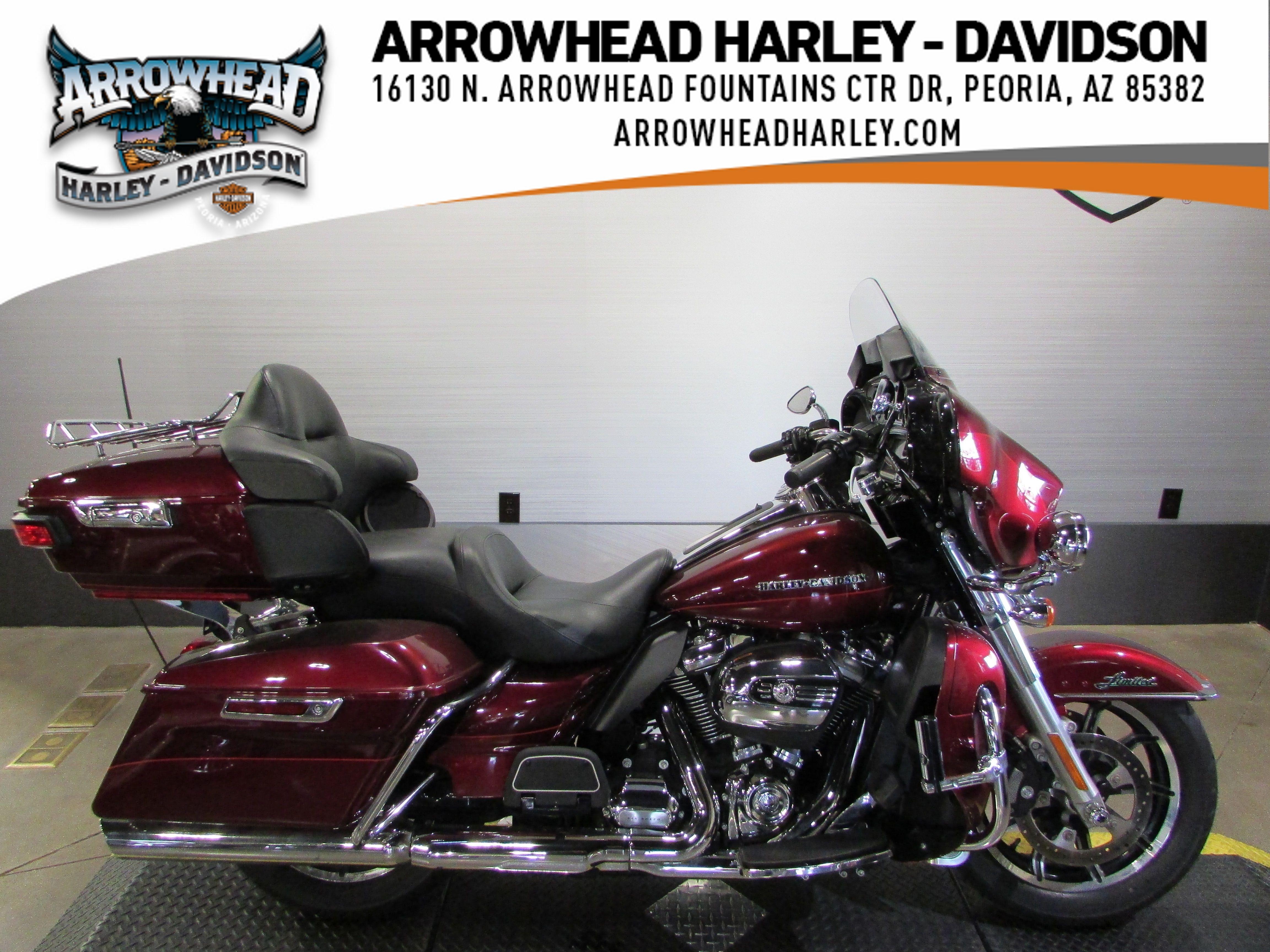 2017 Harley-Davidson Electra Glide Ultra Limited