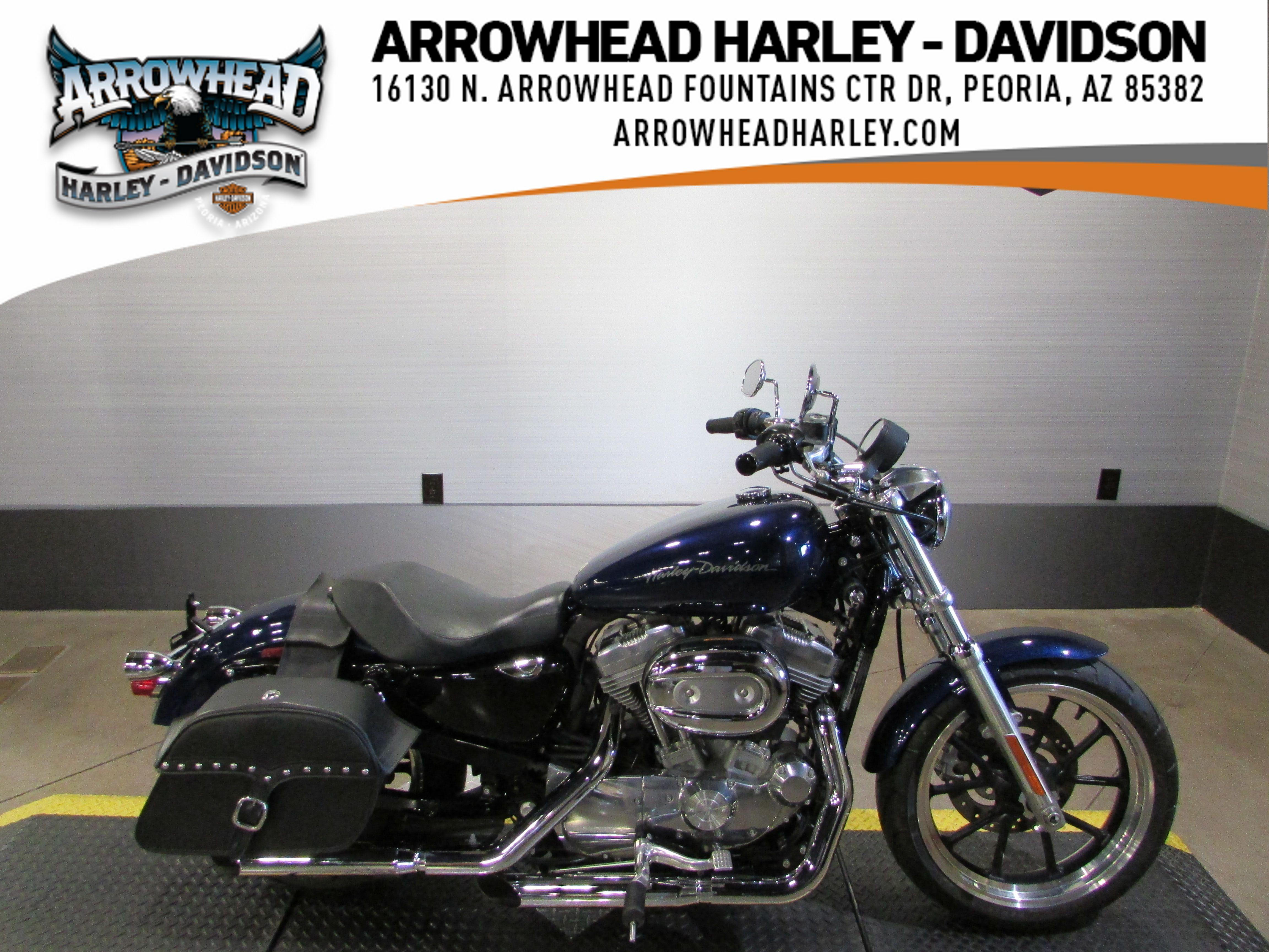 2013 Harley-Davidson SuperLow