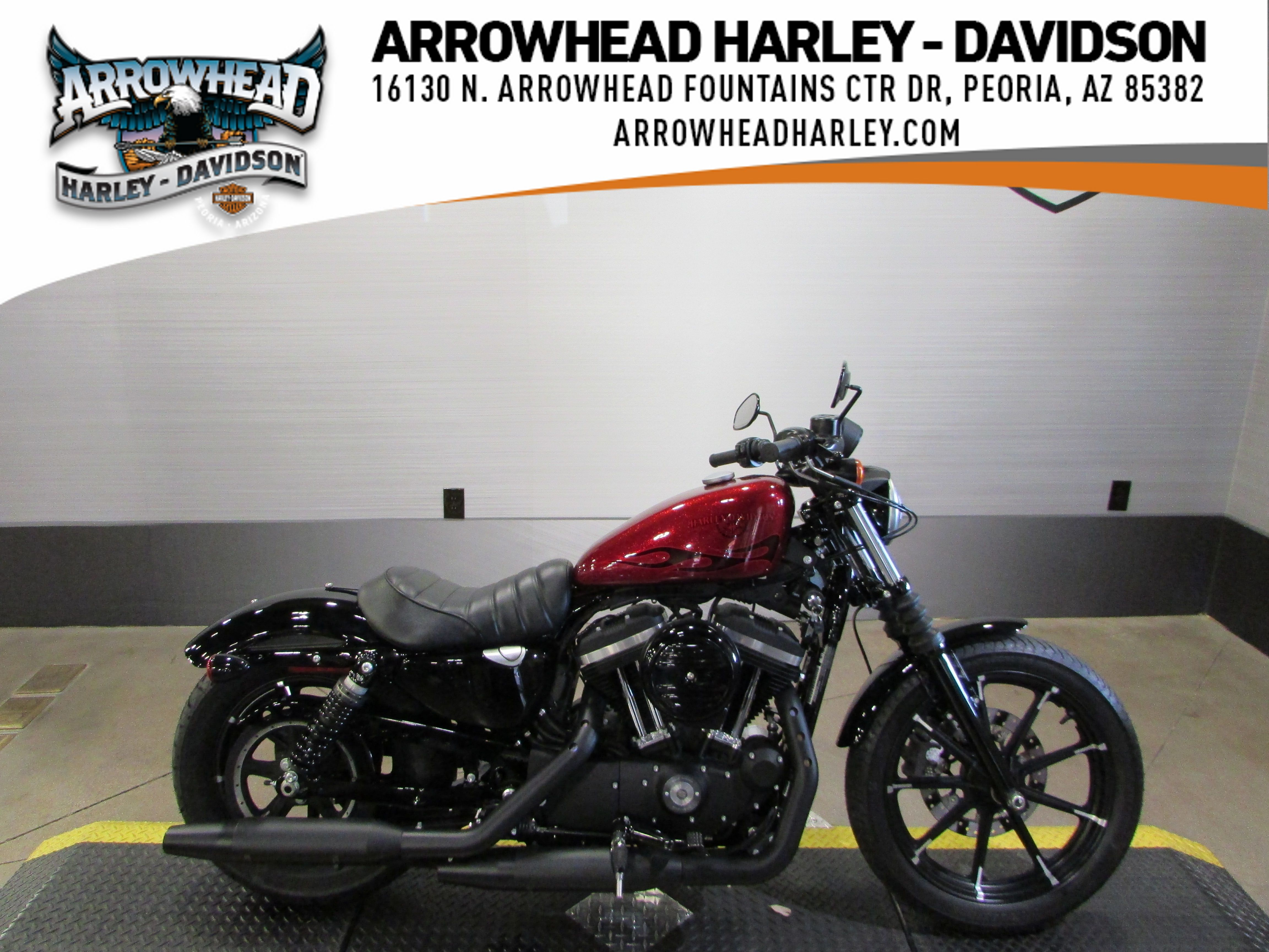 2017 Harley-Davidson Iron 883