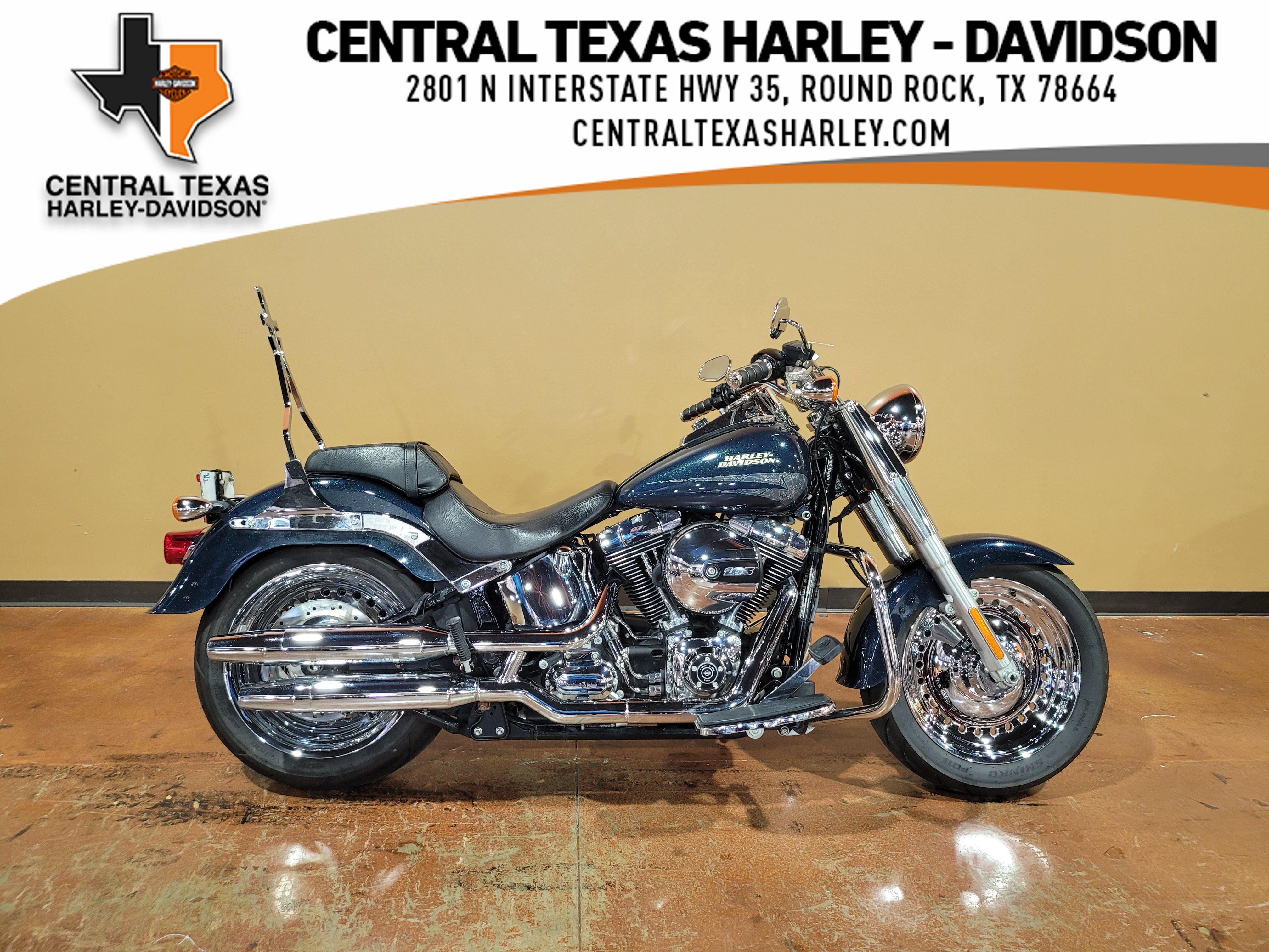 2016 Harley-Davidson Fat Boy