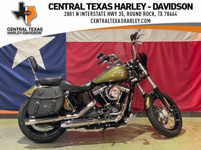 2016 Harley-Davidson Street Bob