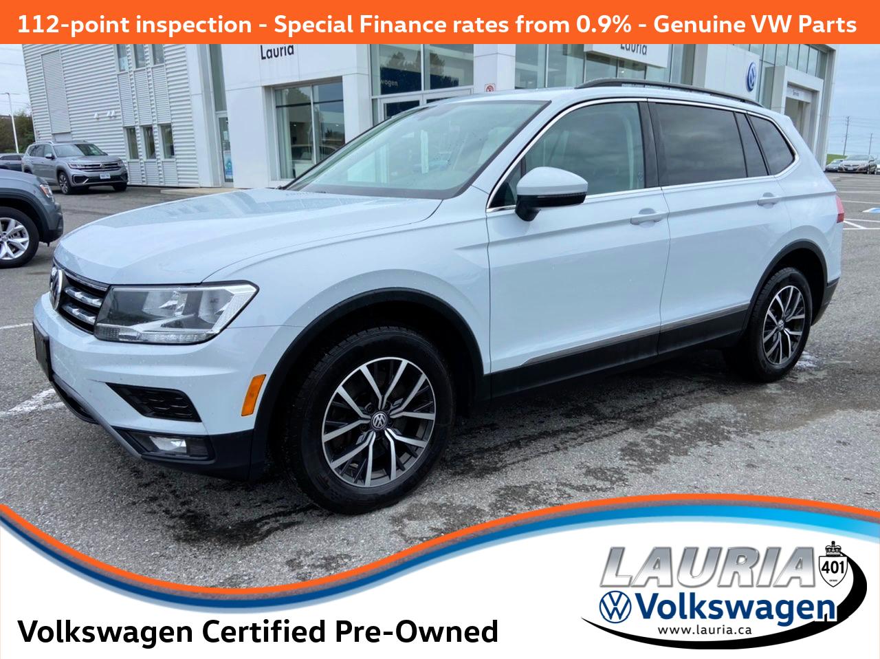 used 2018 Volkswagen Tiguan car, priced at $26,888