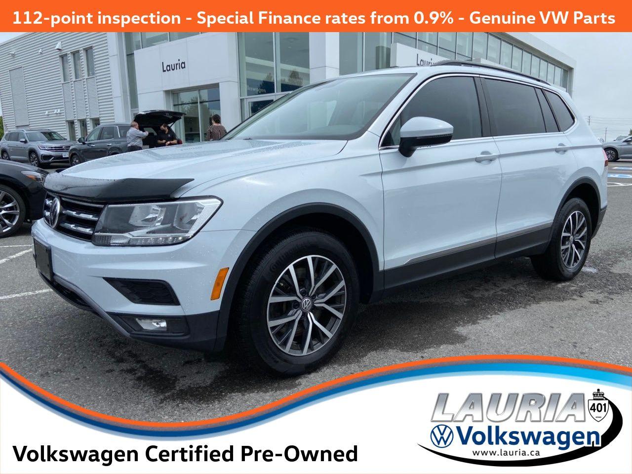 used 2018 Volkswagen Tiguan car, priced at $25,988