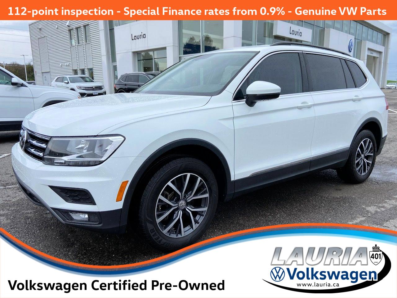 used 2019 Volkswagen Tiguan car, priced at $31,988
