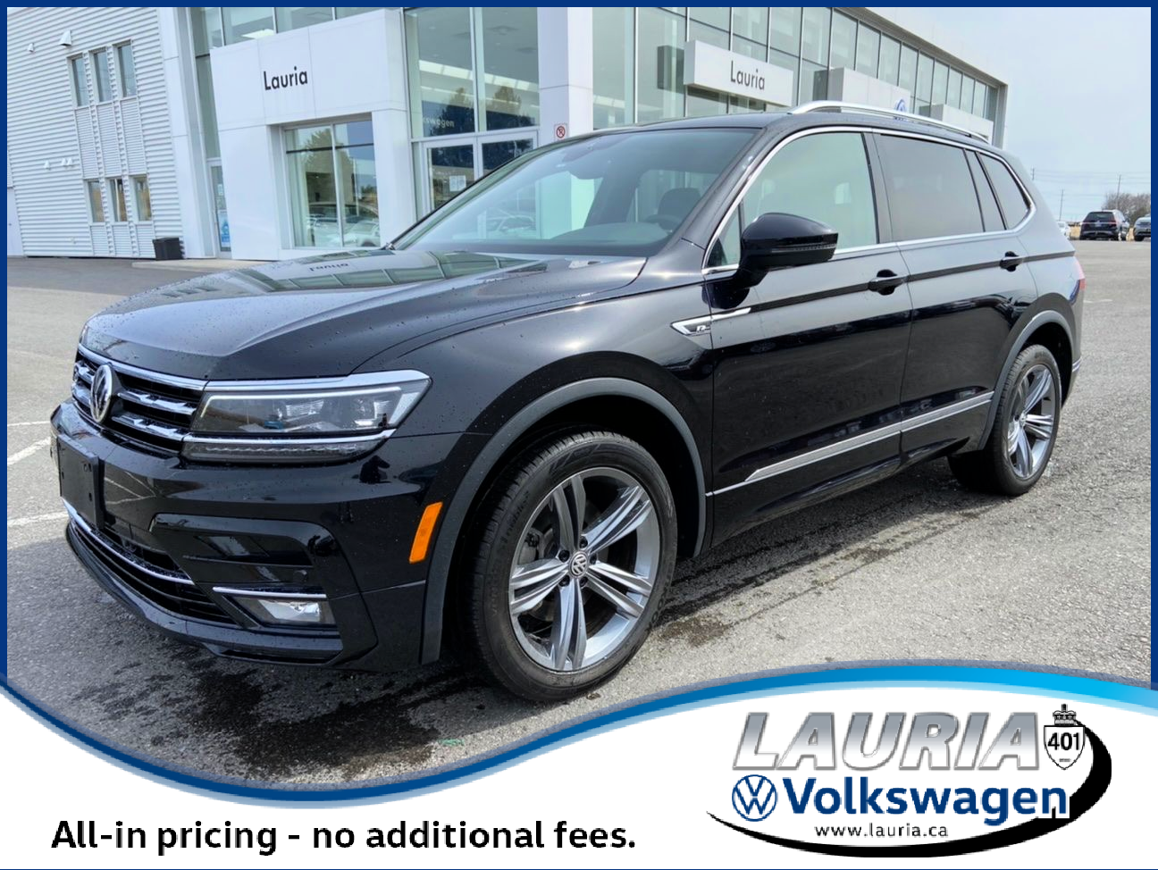 used 2020 Volkswagen Tiguan car, priced at $40,888