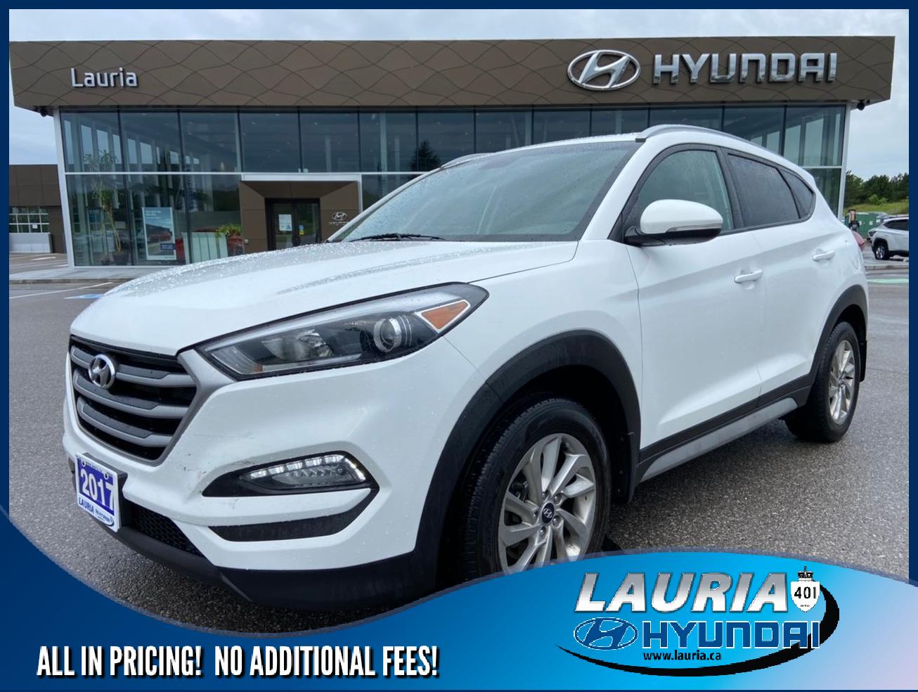 used 2017 Hyundai Tucson car, priced at $15,882