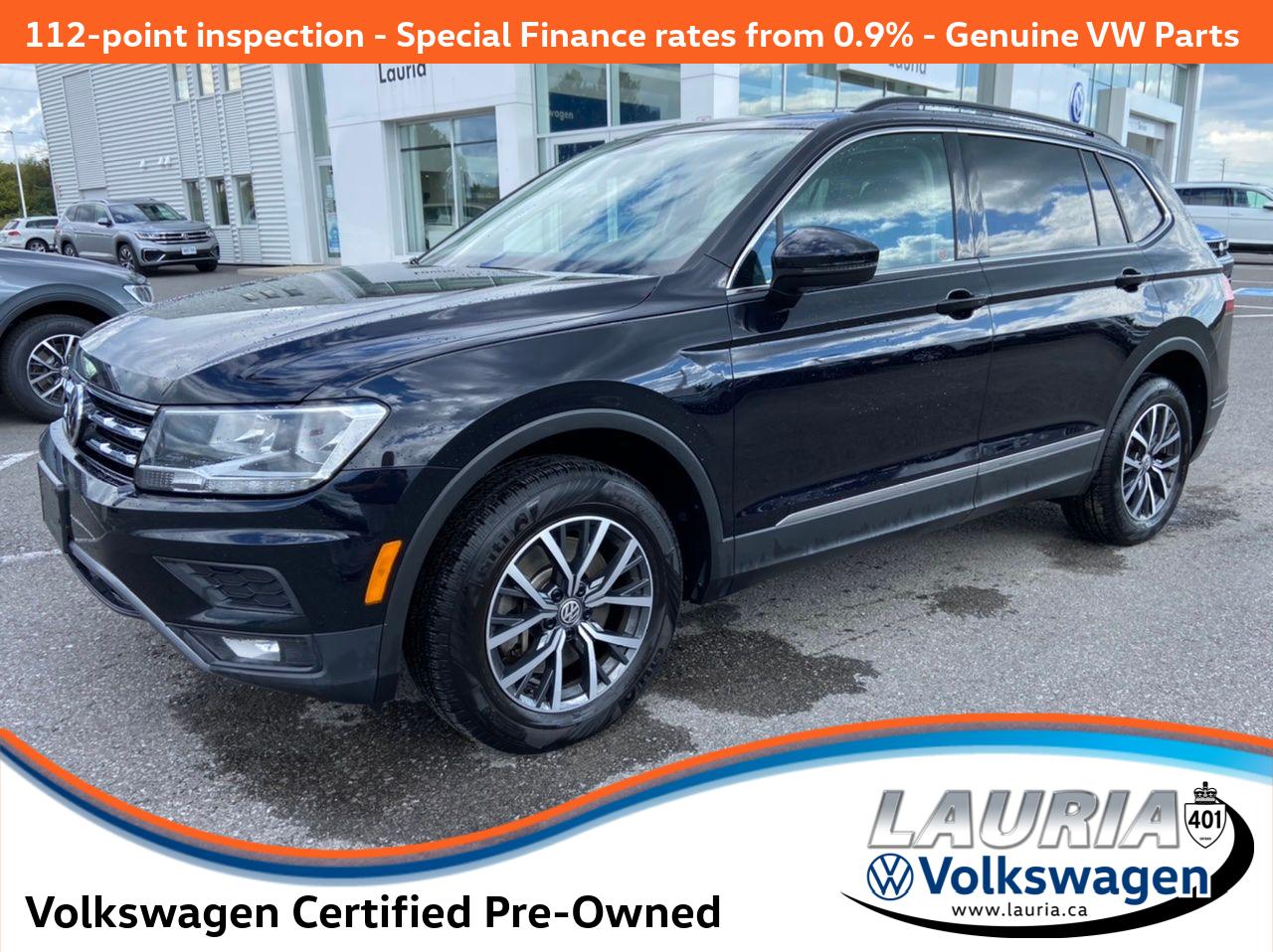 used 2019 Volkswagen Tiguan car, priced at $30,588