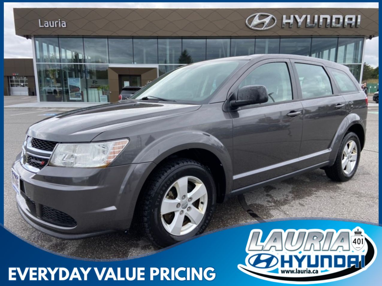 used 2015 Dodge Journey car, priced at $12,888