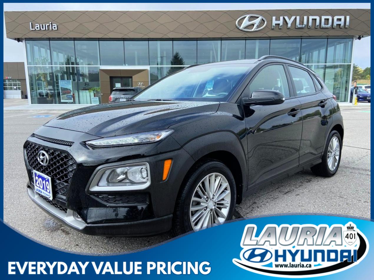 used 2019 Hyundai Kona car, priced at $21,588