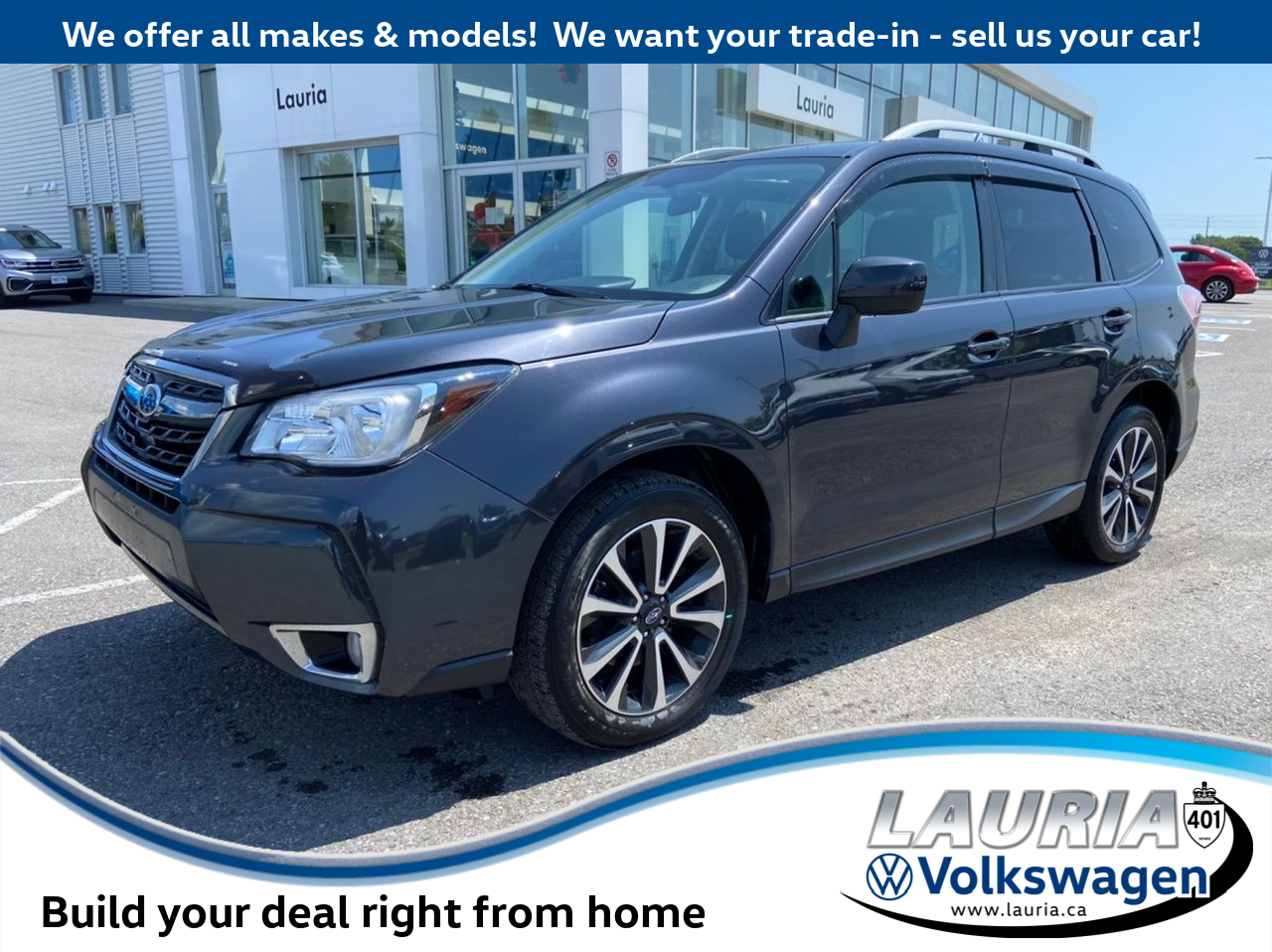 used 2018 Subaru Forester car, priced at $25,777